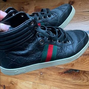 Guccisima Leather High Top